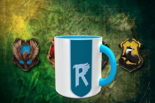 Caneca Harry Potter - Ravenclaw-Harry Potter-