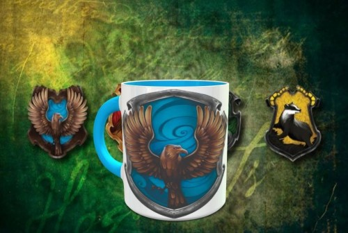Caneca Harry Potter - Ravenclaw - Harry Potter - #