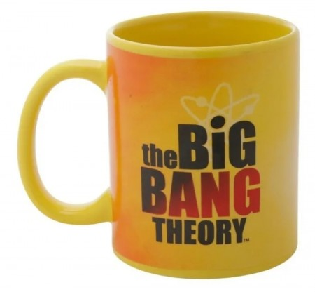 Caneca The Big Bang Theory Original Licenciada-The Big Bang Theory-