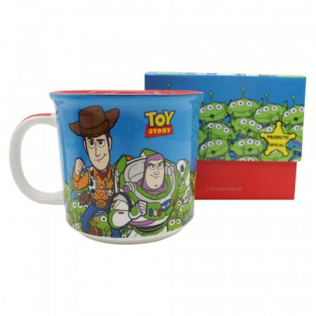 Caneca Toy Story-Toy Story-