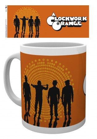 Caneca Clockwork Orange-Clockwork Orange-