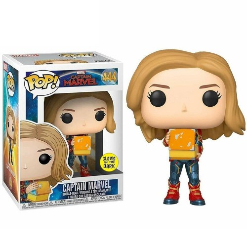 Funko Pop Captain Marvel-Captain Marvel-444