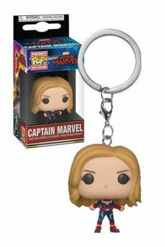 Chaveiro Captain Marvel-marvel-
