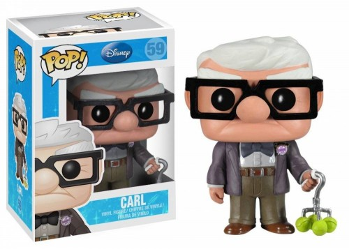 Funko Pop Carl-Disney up-59