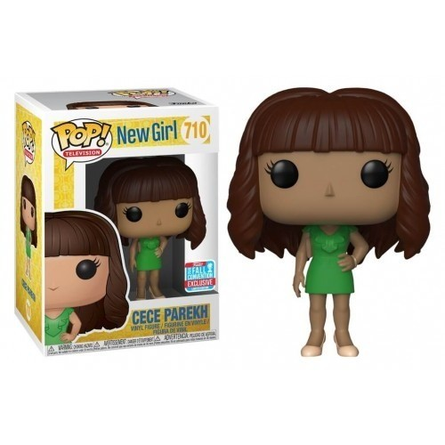 Cece Parekh 710 Exclusivo Pop Funko New Girl - New Girl - #710