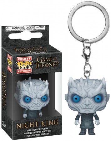 Chaveiro Funko Game Of Thrones - Night King-Game of Thrones-