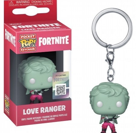 Chaveiro Funko Pop! Love Ranger-Fortnite-
