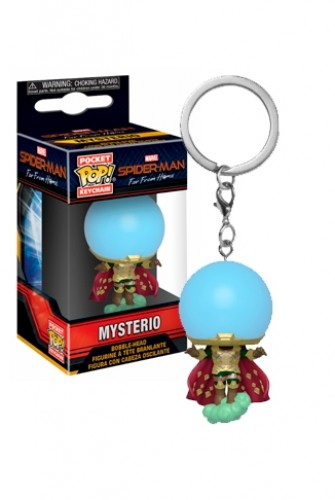 Chaveiro Funko Pop! Mysterio - Spider-man Far From Home - #