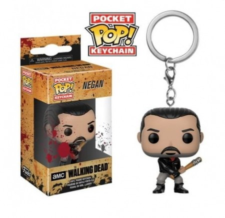 Chaveiro Funko Pop! Negan-The Walking Dead-