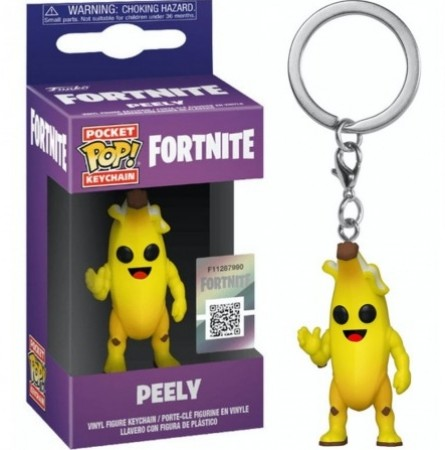 Chaveiro Funko Pop! Peely-Fortnite-