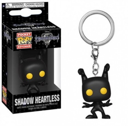 Chaveiro Funko Pop! Shadow Heartless-Kingdown Hearts-
