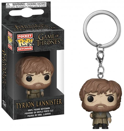 Chaveiro Funko Pop! Tyrion Lannister-Game Of Thrones-