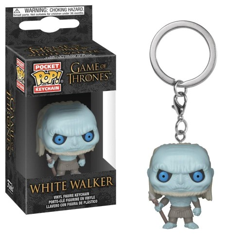 Chaveiro Funko Pop! White Walker - Game Of Thrones - #