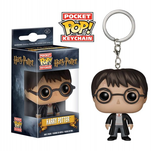 Chaveiro Harry Potter-Harry Potter-