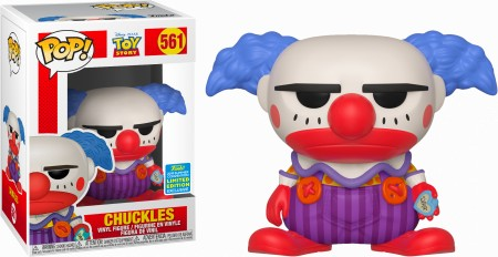 Funko Pop Chuckles (2019 Summer Convention Exclusive)-Toy Story-561