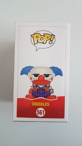 Funko Pop Chuckles - Toy Story - #561