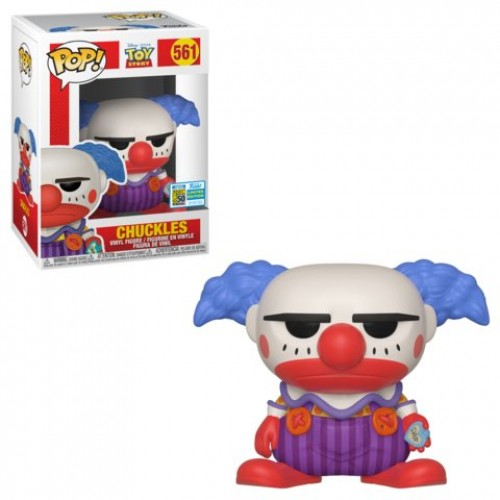Funko Pop Chuckles Sdcc 2019-Toy Story-561