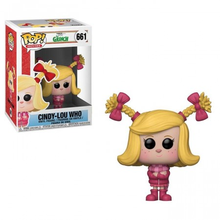 Funko Pop Cindy-lou Who-The Grinch-661