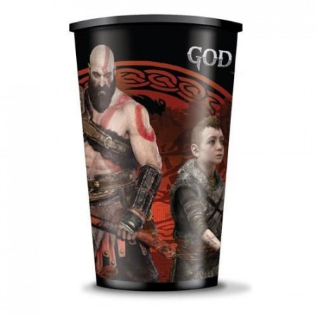 Copo God And Son Marked Trees-God Of War-