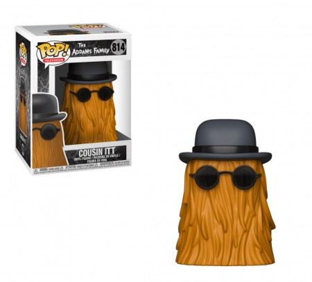 Funko Pop Cousin Itt-The Addams Family-814