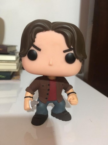 Custom Funko Sam Winchester-Supernatural-1
