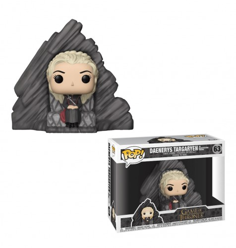 Funko Pop Daenerys (dragonstone Throne)-Game Of Thrones-63