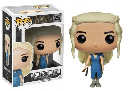 Funko Pop! Daenerys Targaryen-Game of Thrones-25