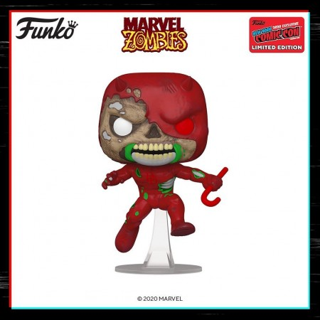 Funko Pop Daredevil Excl. Nycc 2020-Marvel Zombies-1
