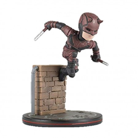 Action Figures Daredevil Q-fig Diorama-Daredevil-