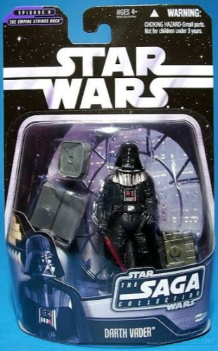 Action Figures Darth Vader - The Saga Collection-Stars Wars-