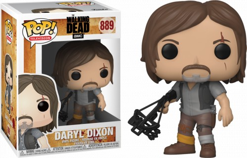 Funko Pop Daryl Dixon-The Walking Dead-889