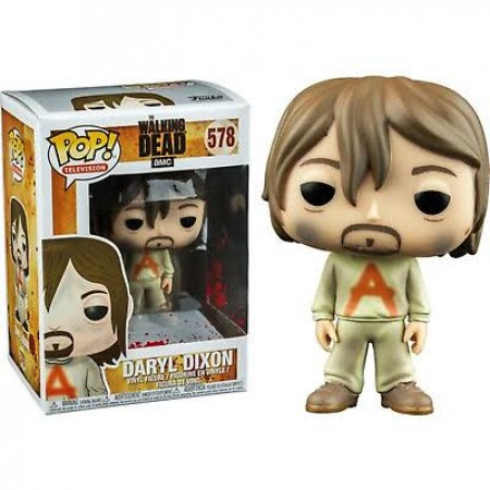 Funko Pop Daryl Dixon-The Walking Dead-578