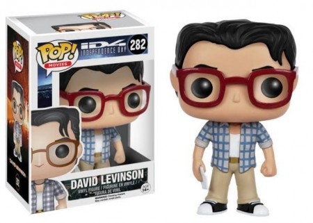 Funko Pop David Levinson - Independence Day - #282