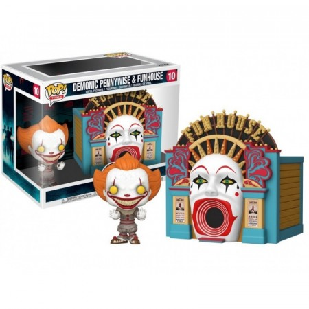 Funko Pop Demonic Pennywise E Funhouse-It - A Coisa-10