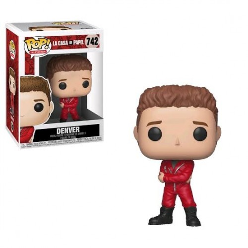 Funko Pop Denver-La Casa de Papel-742