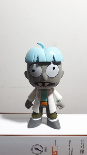 Action Figures Dofus Rick - Funko Mystery Mini - Rick And Morty - #