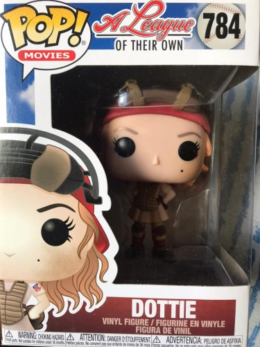 Funko Pop!  Dottie( Geena Davis ) - A League Of Their On - #784