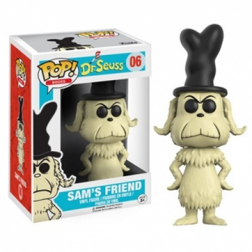 Dr. Seuss Sam's Friend Funko Pop!-Dr. Seuss-6