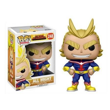 Funko Pop All Might-My Hero Academia-248