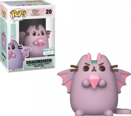Funko Pop Dragonsheen With Diamond - Barnes And Nobles-Pusheen-20