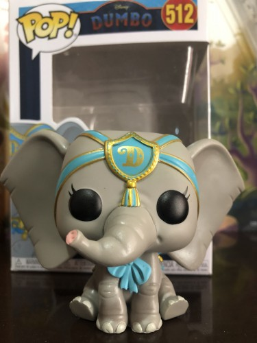 Funko Pop Dreamland Dumbo - Disney Dumbo - #512