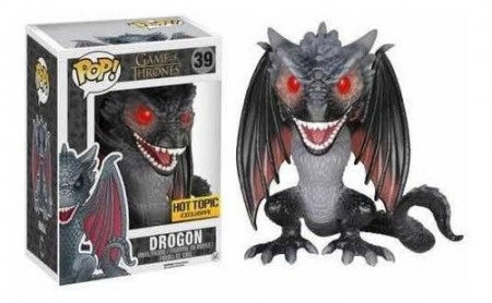 "Funko Pop Drogon 6"" Loose-Game Of Thrones-39"