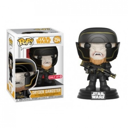 Dryden Gangster - Star Wars Rebels - Funko Pop! Exclusivo Target-Star Wars Rebels-254
