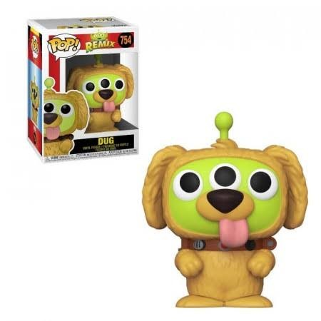 Funko Pop Dug-Alien Remix-754