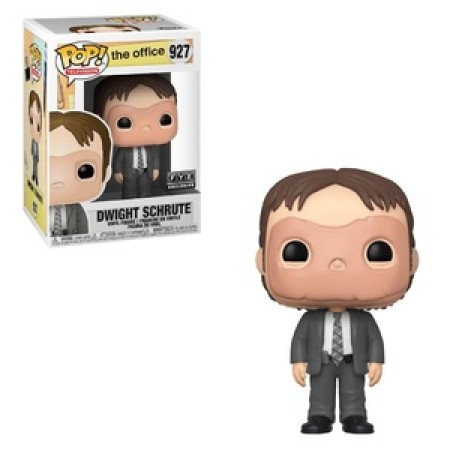 Funko Pop Dwight Schrute (cpr Dummy Mask)-The Office-927