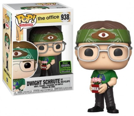 Dwight Schrute - The Office - Funko Pop!-The Office-938