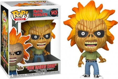Funko Pop Eddie-Iron Maiden-143