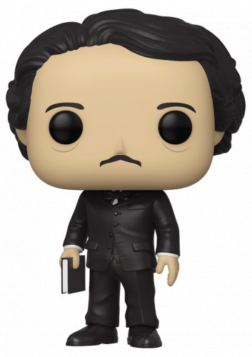 Edgar Allan Poe - Funko Pop! Icons  Comic Con New York 2019 - Icons - #22