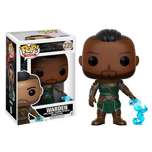 Elder Scrolls Morrowind Warden Funko Pop! - The Elder Scrolls - #220