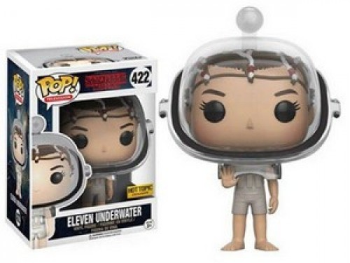 Funko Pop! Stranger Things: Eleven Underwater Hot Topic-Stranger Things-422